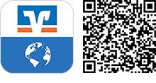 QR-Code für die App VR International
